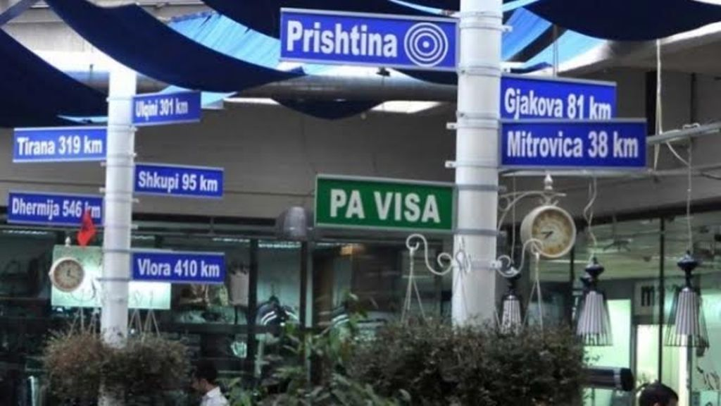 The visa regime is an obstacle for Kosovo's businesses