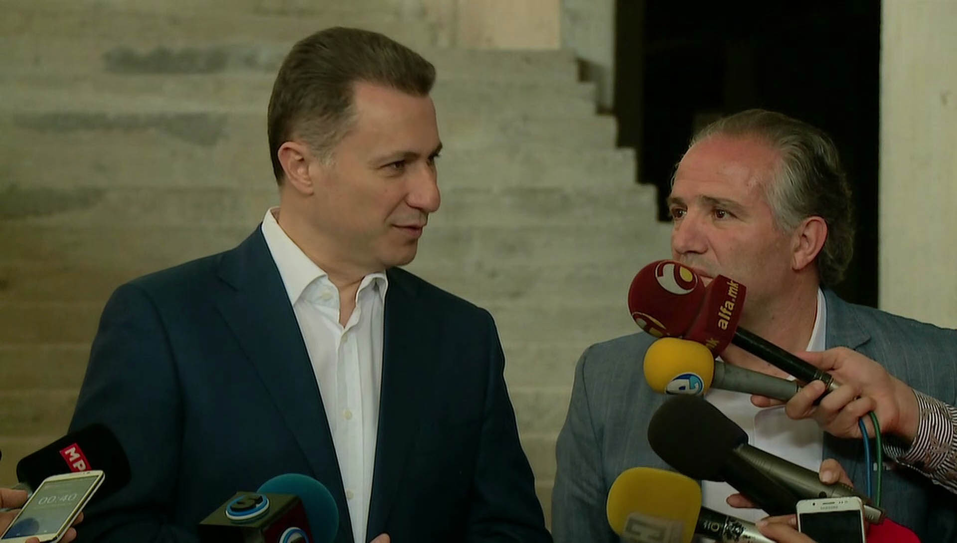 Nikola Gruevski is sentenced to two years in prison