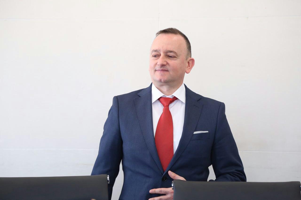 Interview with the General Administrator of Albanian Konfindustria, Gjergj Buxhuku