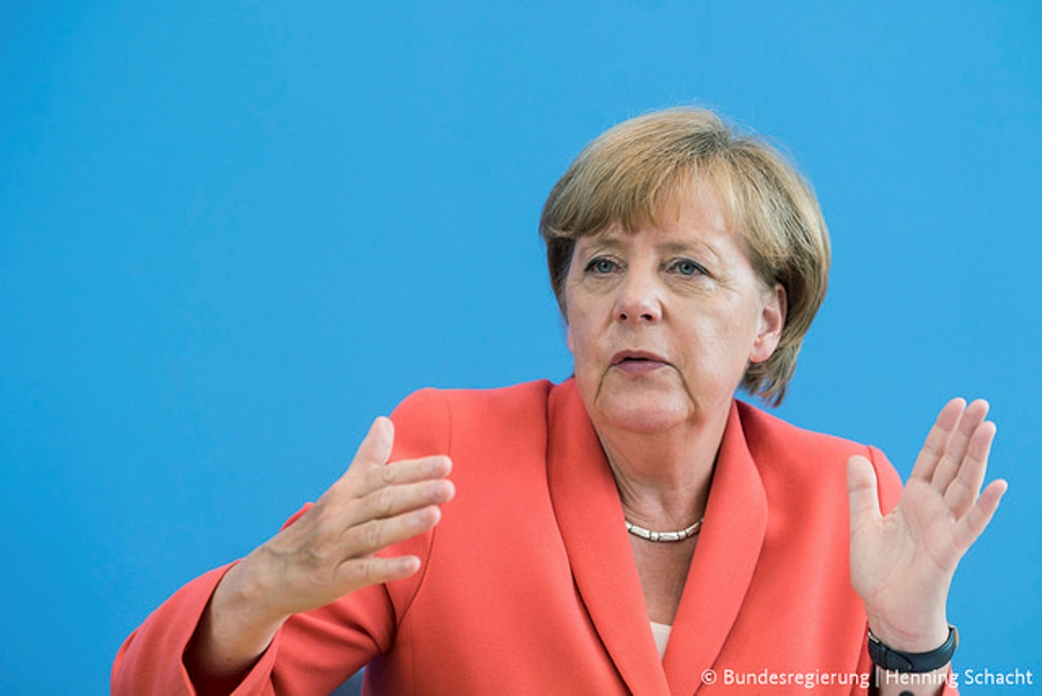 Merkel: Greece in 'much better state' than a year ago