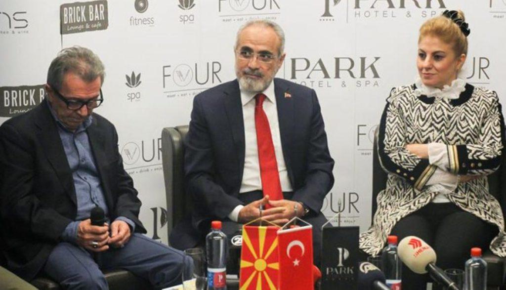 Turkish film week in FYROM