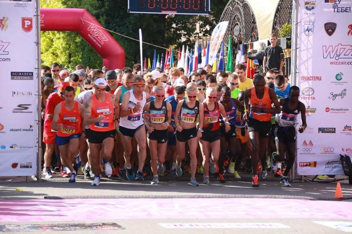 Tirana Marathon to welcome 2500 runners from 40 countries of the world