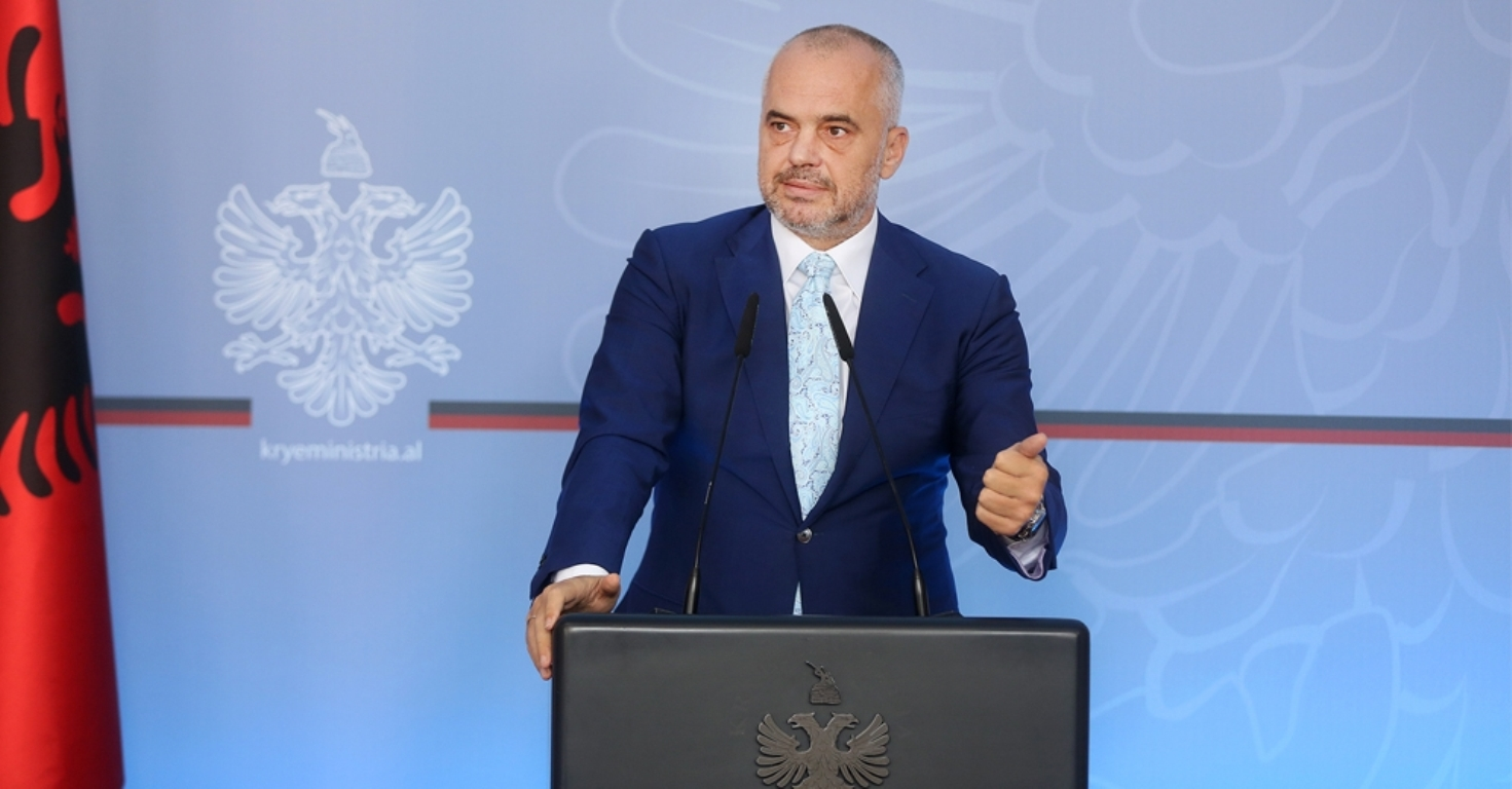 Rama in Turkey: Albania is a new oil front