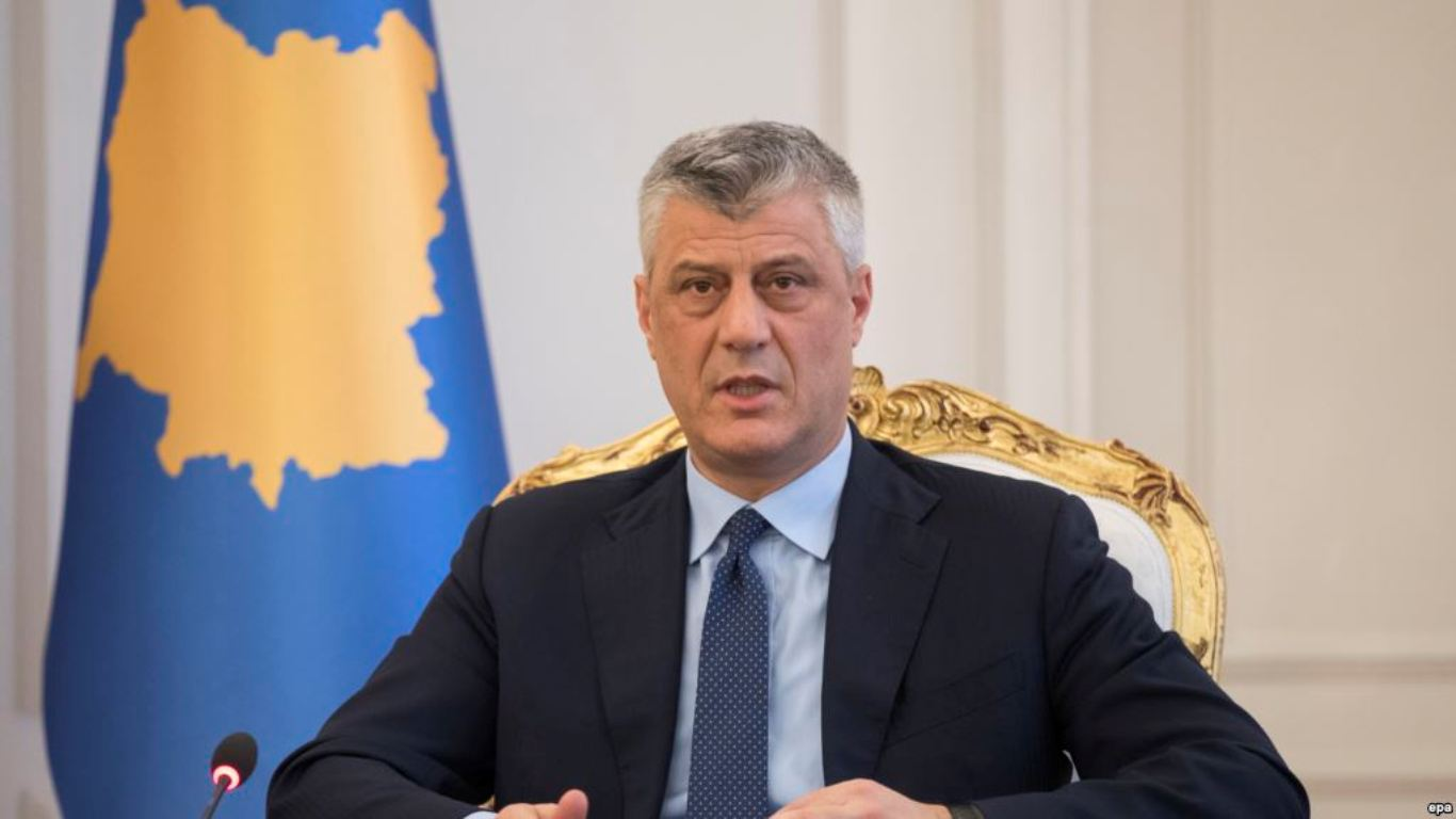 Time for international missions in Kosovo has ended, Kosovo's president says