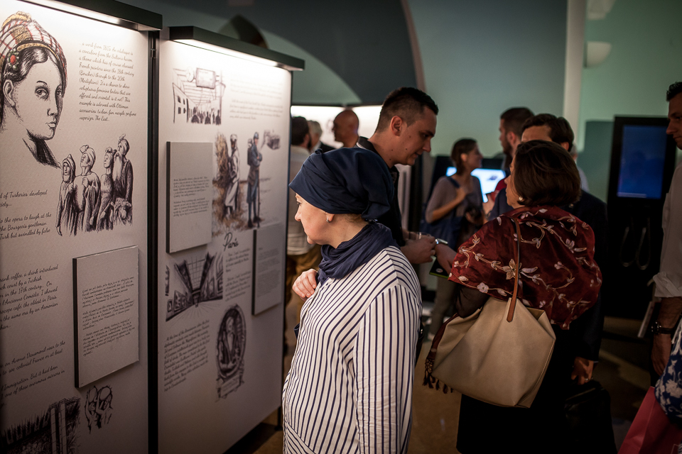 """""""Islam, It's also our history!"""" exhibition opened in Sarajevo"""