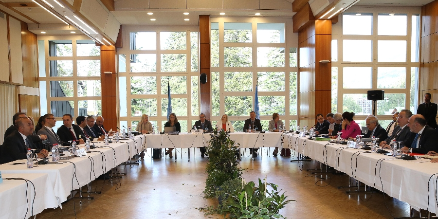 Morning meetings in Crans-Montana postponed, SG Envoy to meet with all parties