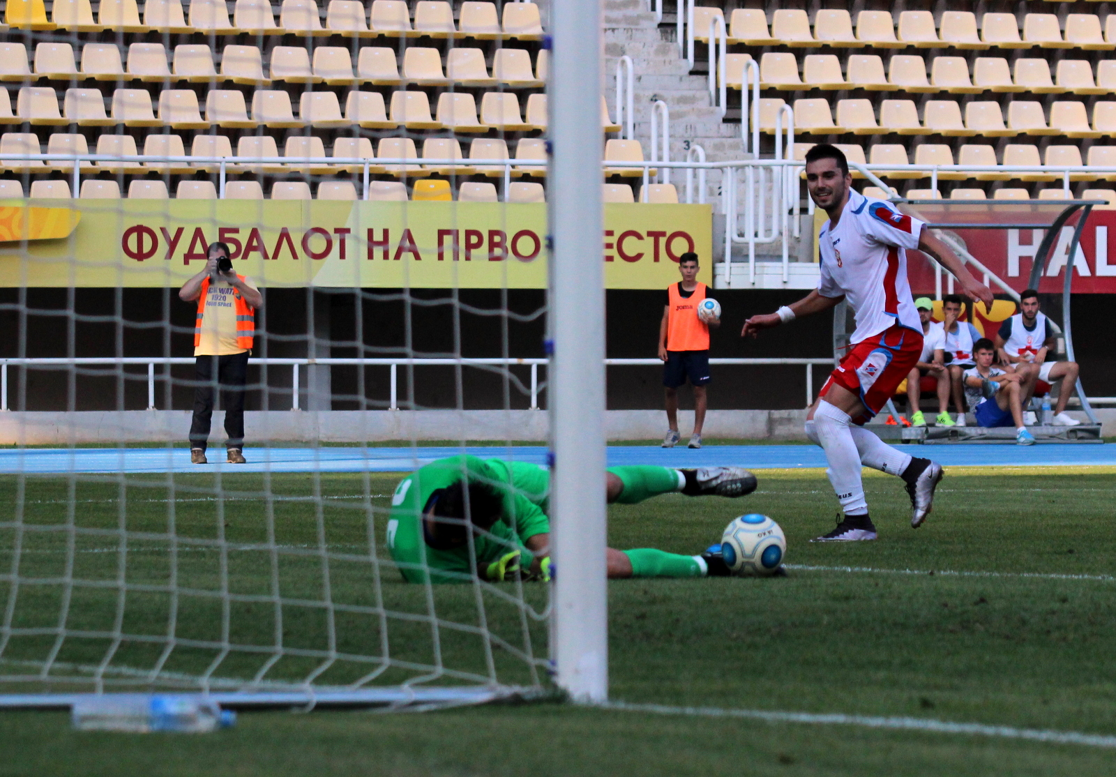 Rabotnicki and Shkendija win their European games, Pelisteri defeated