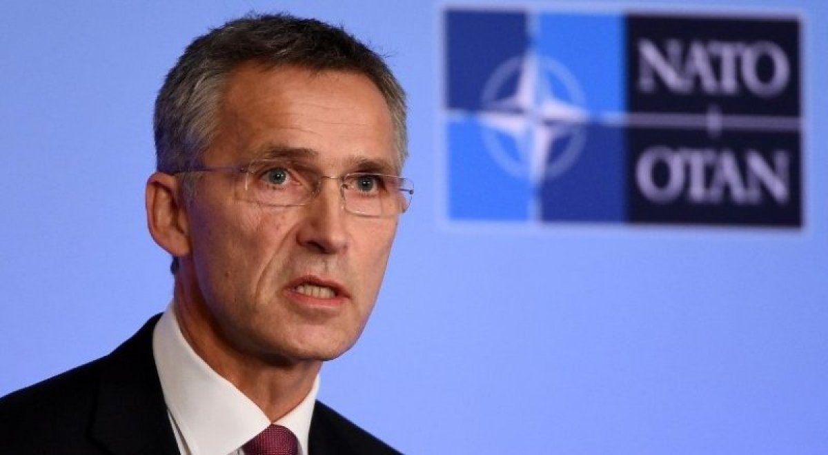 Serbia will get away with Russia, Stoltenberg says