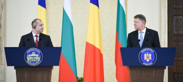 Radev, Iohannis to seek closer ties as Bulgaria and Romania prepare to host EU presidency
