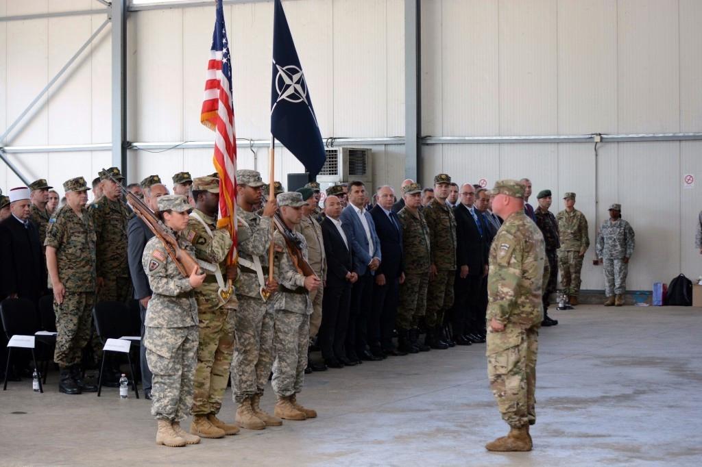 Brigadier General Robert Huston appointed new NATO commander in BiH