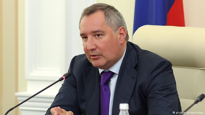 Serbia will never become an EU member, Rogozin says