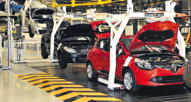 Turkey emerges as leader of vehicle exports to EU countries