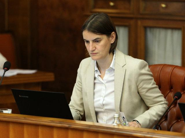 PM-designate to present her program on Vidovdan – daily