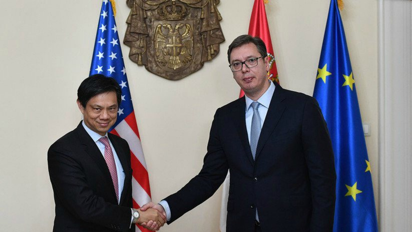 """""""We spoke about everything – except Russian Center"""", Vucic said on Yee meeting"""