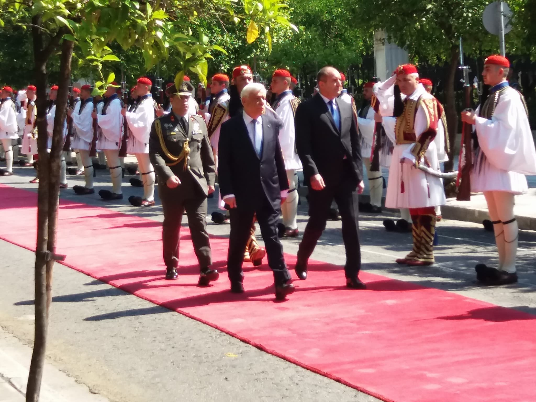 Radev and Pavlopoulos: Bulgaria, Greece to work for stronger and more stable EU, integration of Western Balkans
