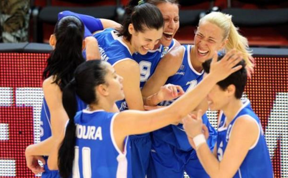 Greece women's basketball team cruises to the semi-finals
