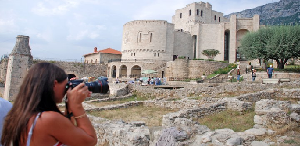 Albania continues to be visited by more and more foreign tourists
