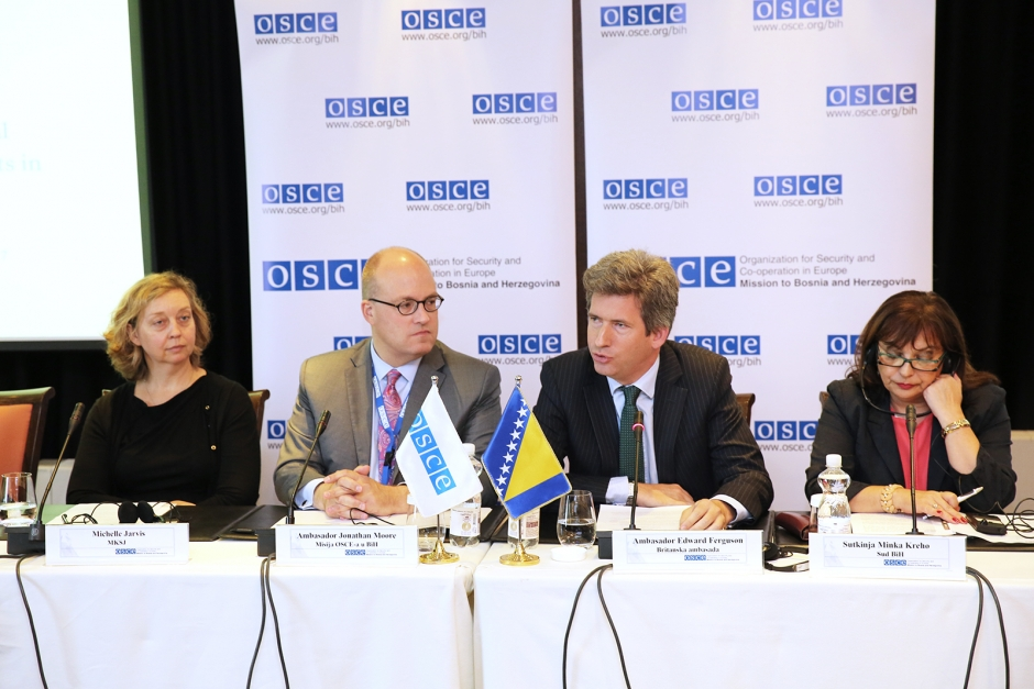 OSCE presented report on cases of sexual violence during war in BiH