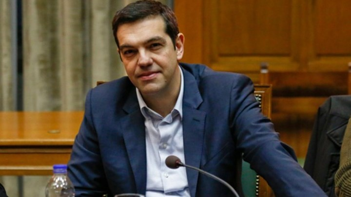 Tsipras tells cabinet meeting bailouts are thing of the past for Greece