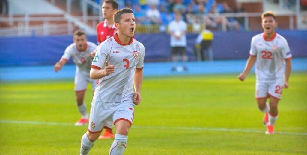 FYROM U21 draws with Serbia