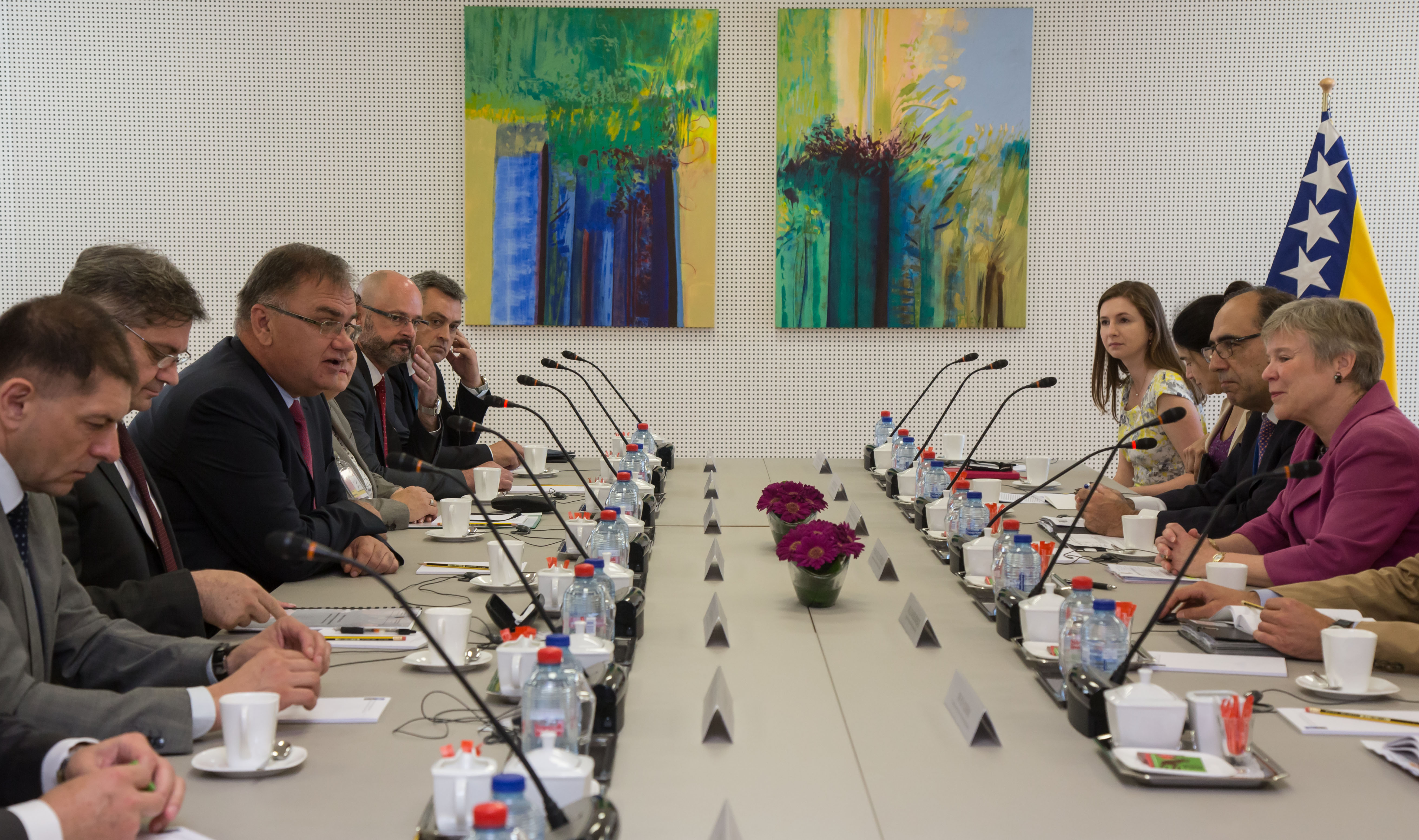 BiH has no consensus on NATO membership