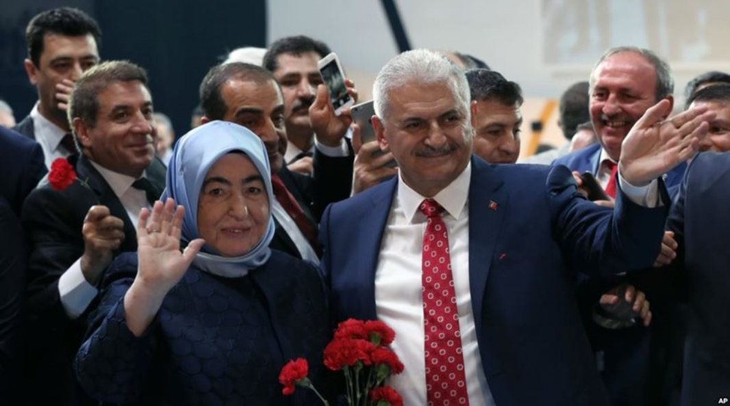 Yildirim in Greece: We have much to share, why fight?