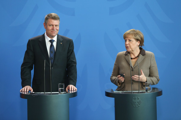 Merkel-Iohannis talks: Trans-Atlantic relations are of utmost importance. Political crisis in Romania will not influence the foreign policy