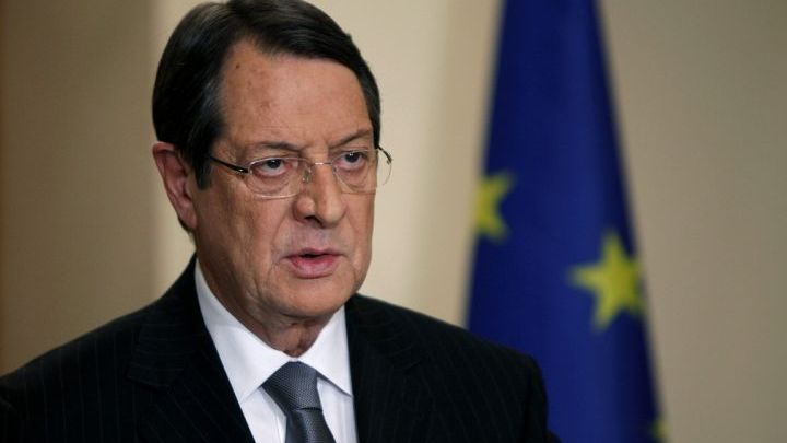 Anastasiades sends his condolences to the Prime Minister of Portugal