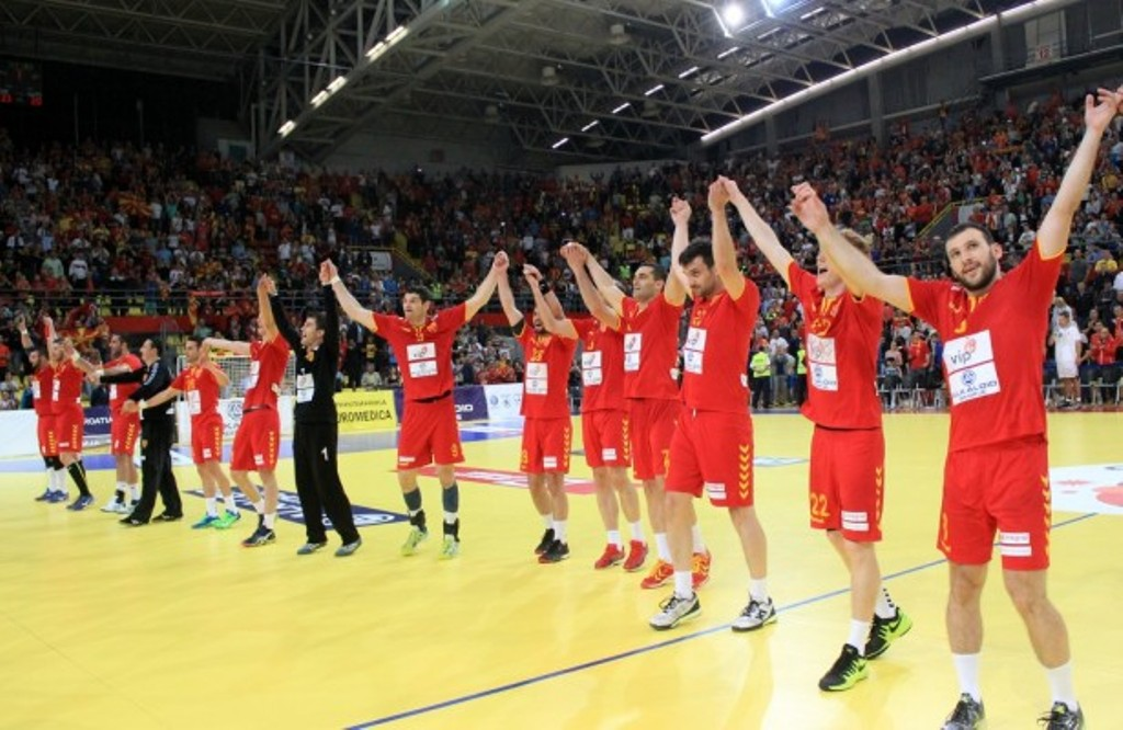 FYROM's handball national team secures a ticket for the 2018 European Cup