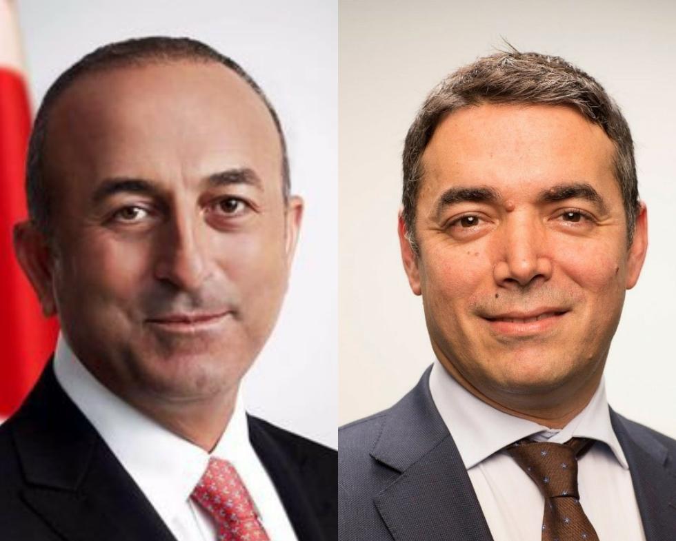 Turkish Foreign Minister to visit Skopje