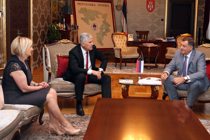 Covic confirms the crisis at the BiH state level