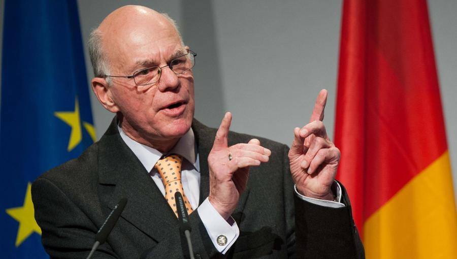 Lammert on new Serbia's perception of Germany