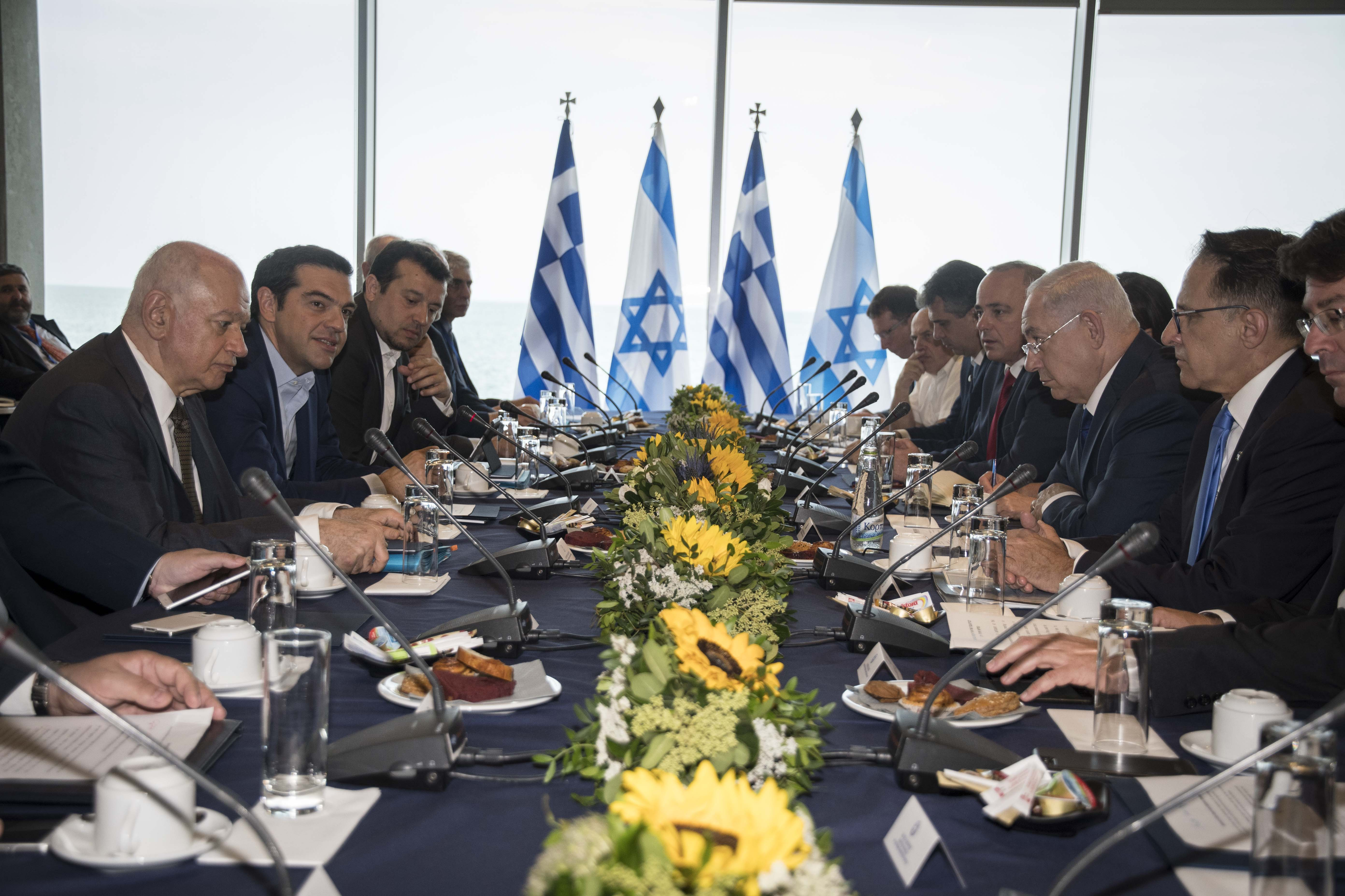 Greece Israel, Cyprus discuss energy puzzle in Mediterranean