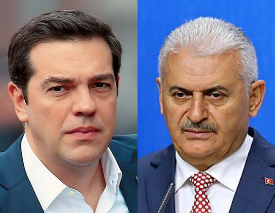 A delegation of Ministers to accompany Yildirim on his one-day visit to Greece
