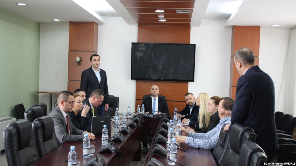 Serb List says that it will defend the interests of the Serbs of Kosovo