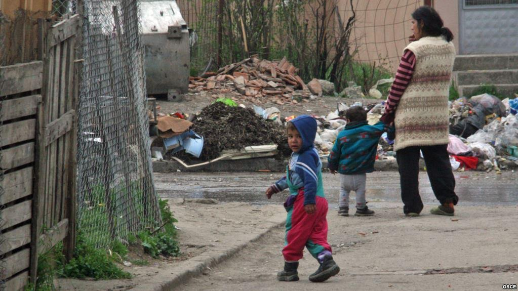 FYROM's Roma community is not happy with its representation in the new government