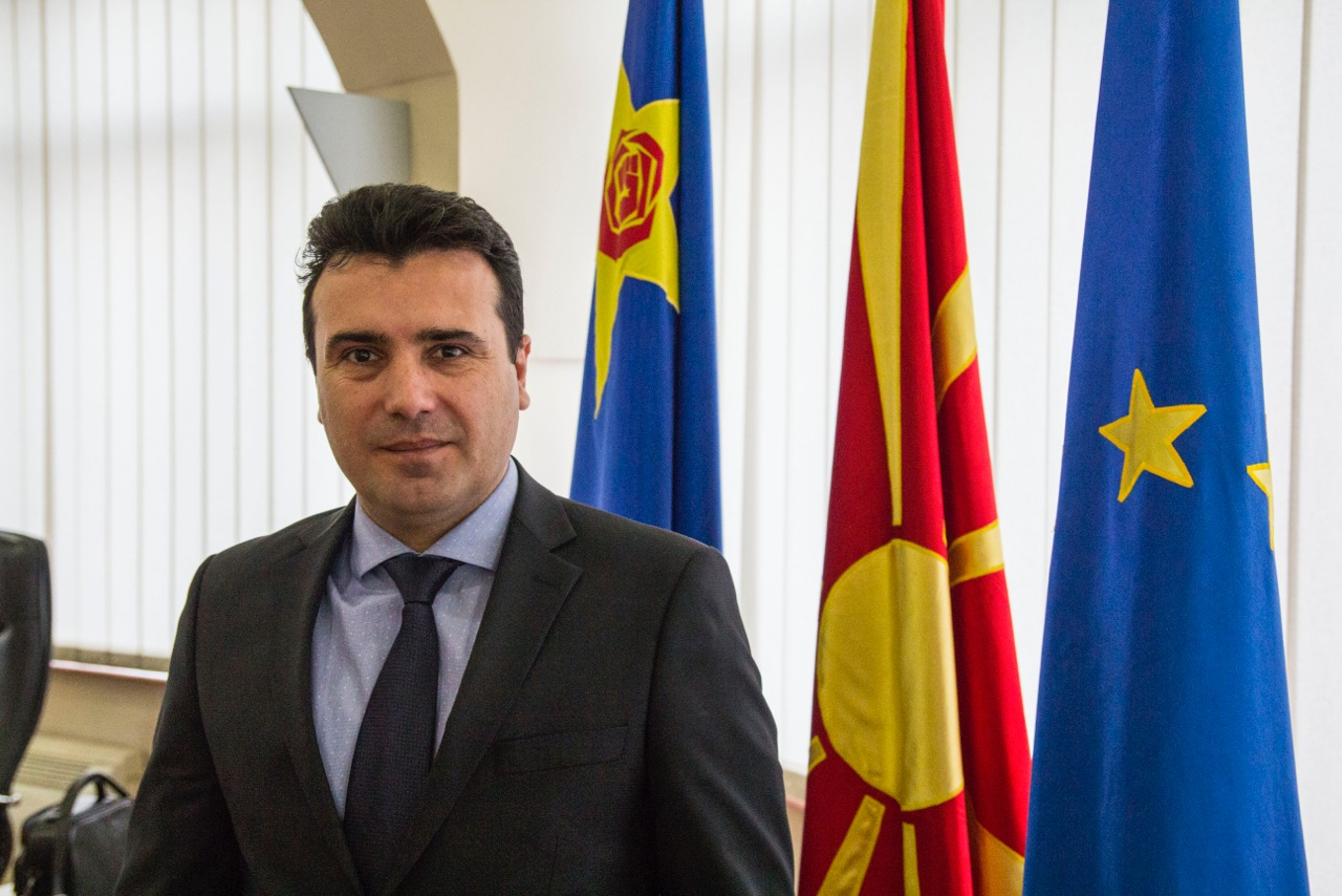 Zaev: We are sending a message for a new future regarding our cooperation with Greece