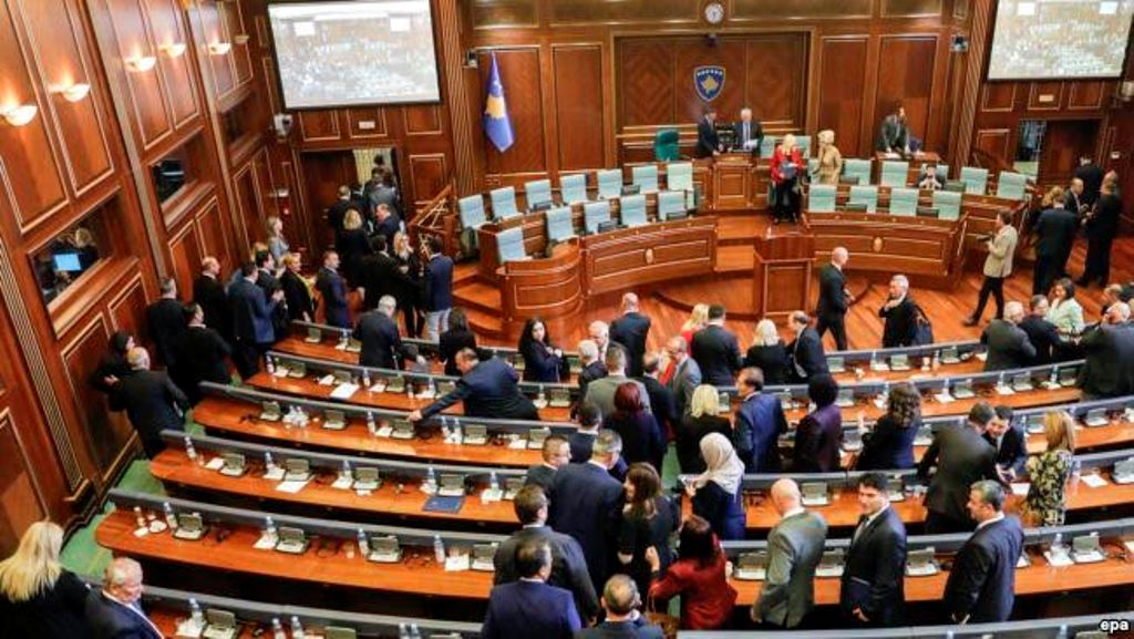 Kosovo: Opposition sends a letter to the EU's top diplomat Mogherini objecting border changes