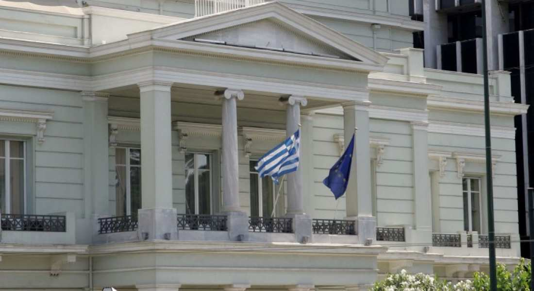 Nikos Kotzias to meet with the Montenegrin FM