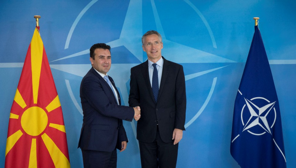 Stoltenberg: NATO has called for mutually acceptable solution to name issue for FYROM accession to the Alliance
