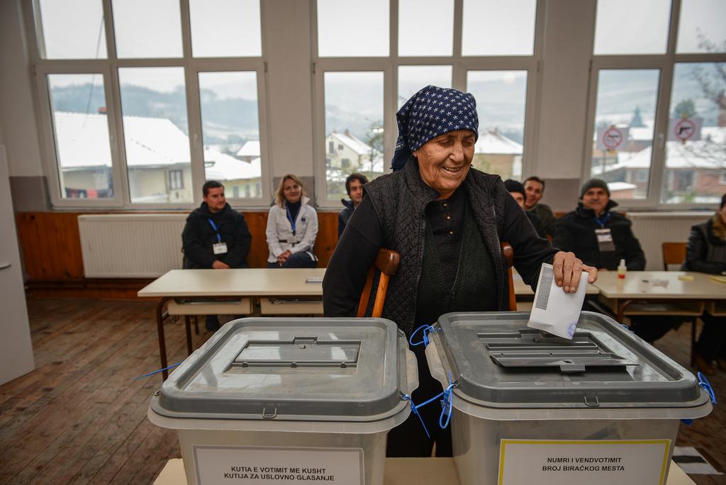 Vucic: War option won in Kosovo elections