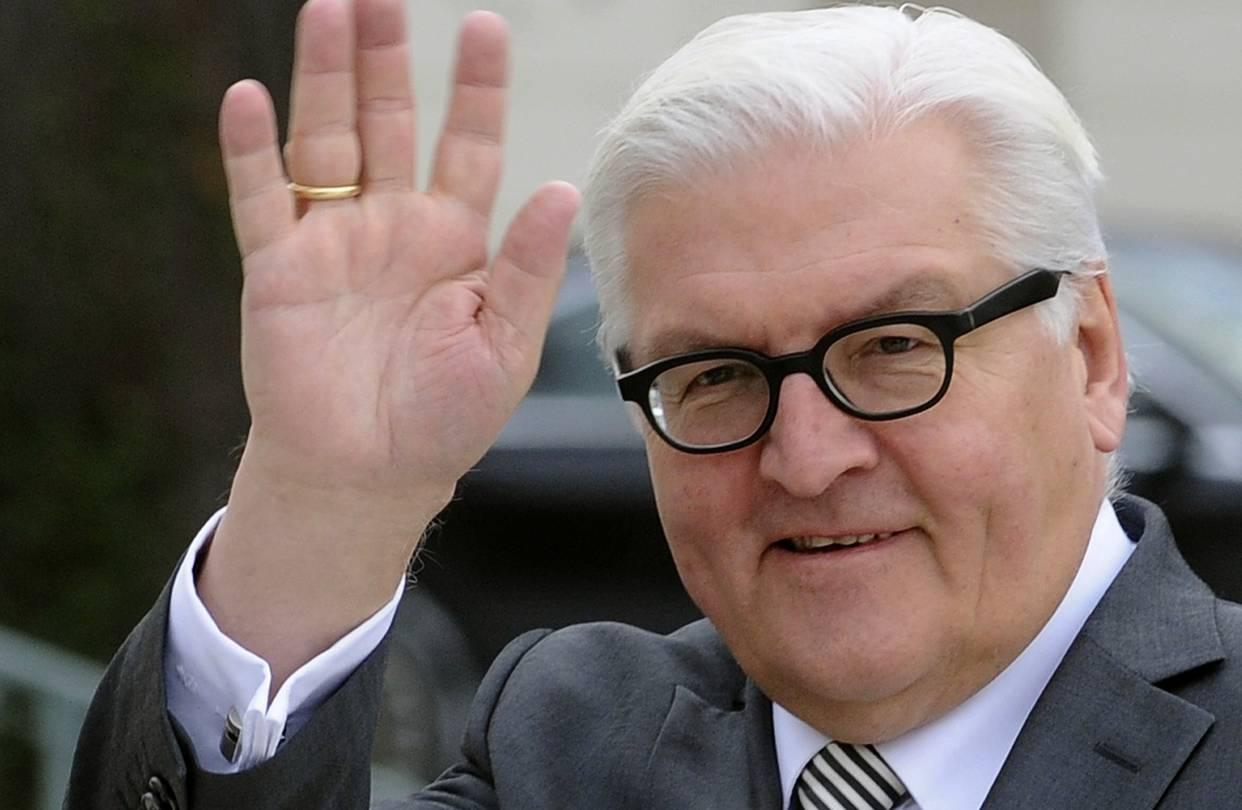 German President Steinmeier hopes for an agreement at the Eurogroup