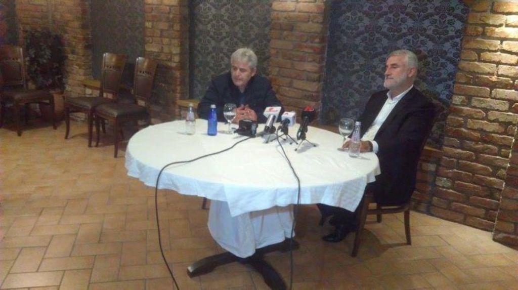 Leaders of Albanian parties meet in Tetovo