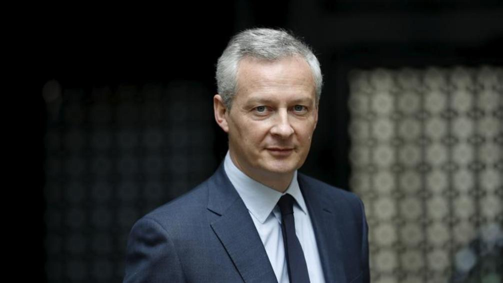 Le Maire visit to determine result of 15 June Eurogroup meeting