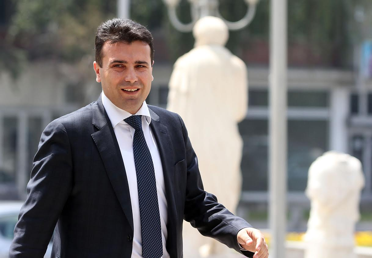 Zaev in Brussels, what are the expectations of this visit