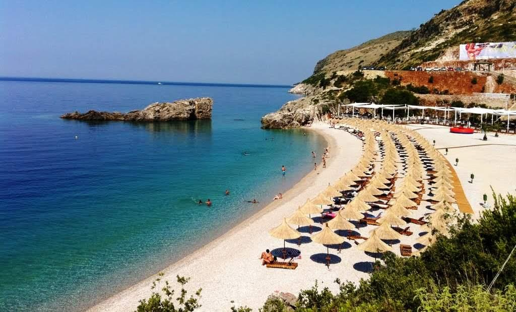 Monitoring: Albanian beaches have good water, but not that good of sand