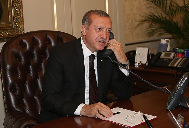 President Erdogan makes efforts to ease tension with Qatar