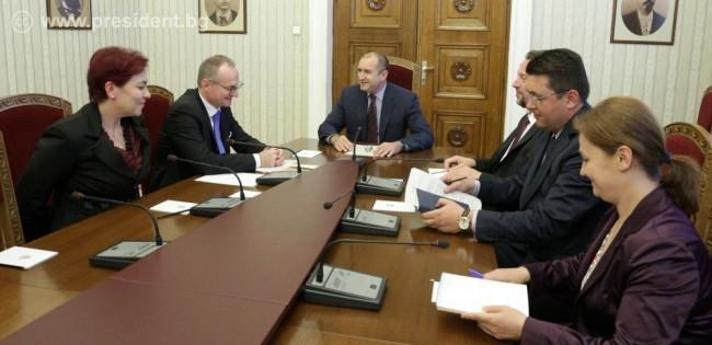 After talks with President, top Bulgarian judge says judicial reform so far has been 'mimicry'