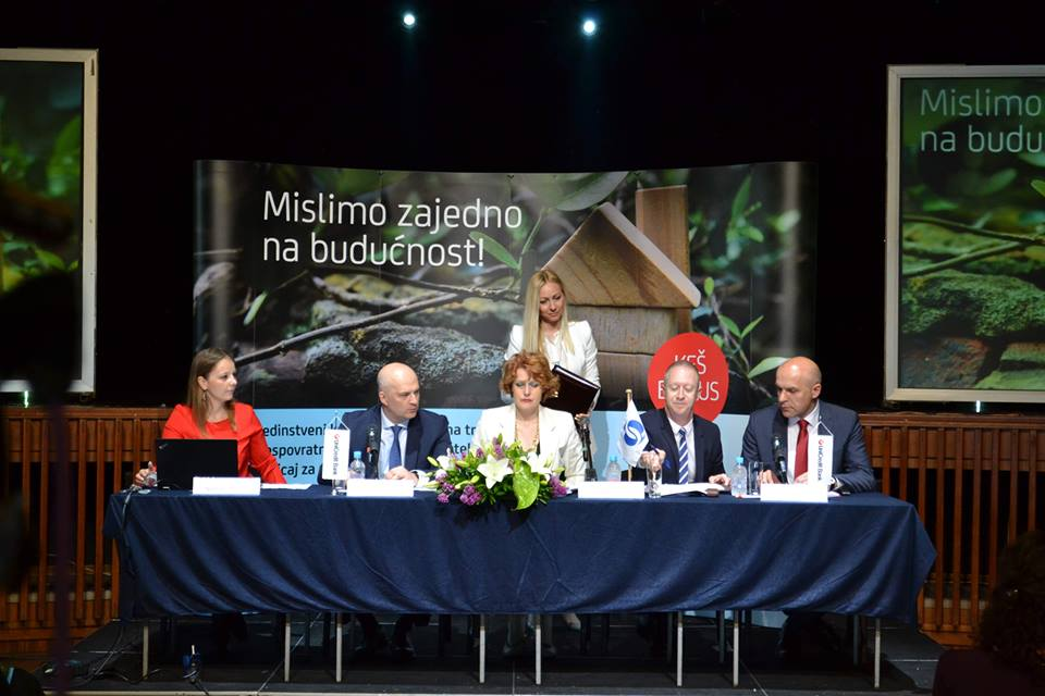 Support to energy efficient homes in BiH