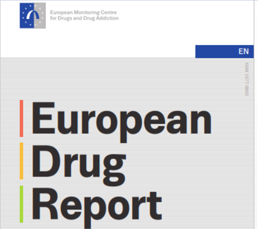 European report on drugs, government: We will come out of the current map
